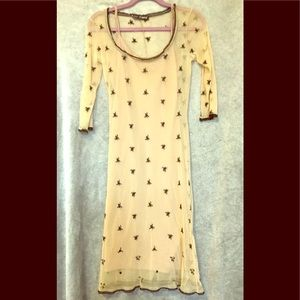 Sheer Betsy Johnson classic - vintage